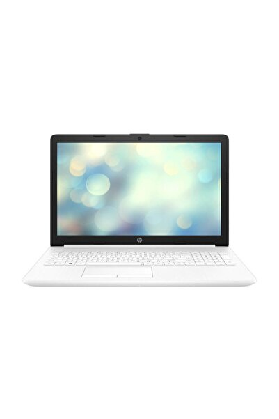 "HP 1S7W3EA 15-DA2062NT Intel Core i5-10210U 4GB 256 SSD 15.6"" Freedos Beyaz"