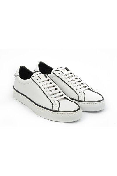 Givenchy Erkek Beyaz Sneakers