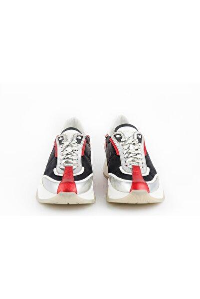 Jimmy Choo Kırmızı Ayakkabı Sneakers
