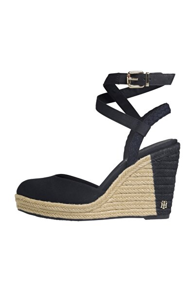 Tommy Hilfiger PRINTED CLOSED TOE WEDGE SANDAL