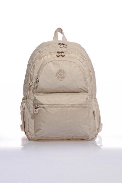 SMART BAGS Smb1050-0003 Bej Kadın Sırt Çantası