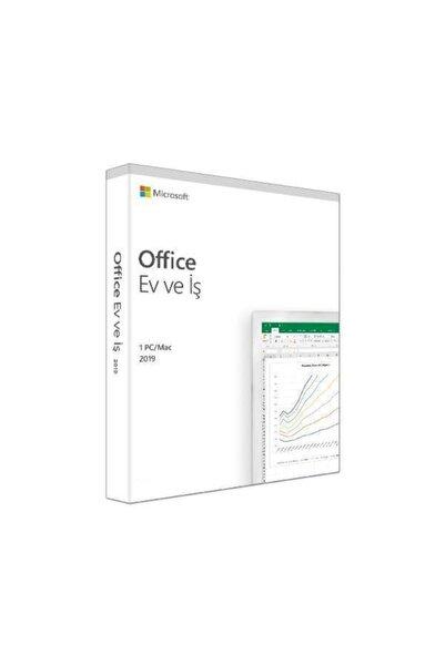 MICROSOFT Office 2019 Ev Ve Iş 32/64 Bit Türkçe Lisans