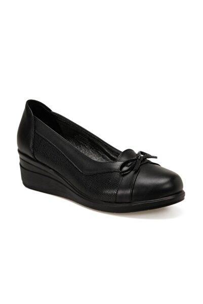 Polaris 161387.Z Siyah Kadın Comfort Ayakkabı 100548485