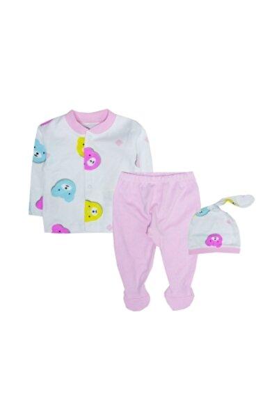 Albimini Ayılı Pijama Takımı