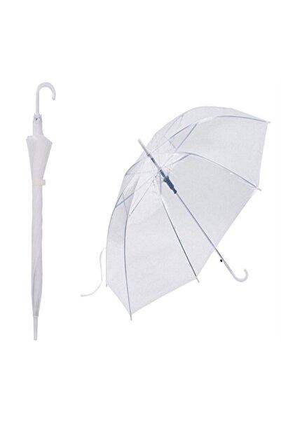Yağmurum Hediyelik Şeffaf Şemsiye