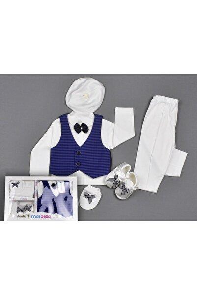 babybella Erkek Bebek Mevlüt Kıyafeti 0-6 Ay