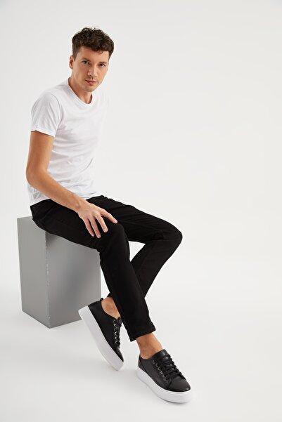 Giuseppe Mengoni Erkek Siyah Dolgu Taban Vs-22090 Gıuseppe Mengonı Ayakkabı