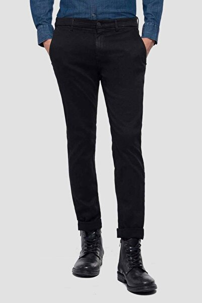 Replay Erkek Zeumar Slim Fit Pantolon