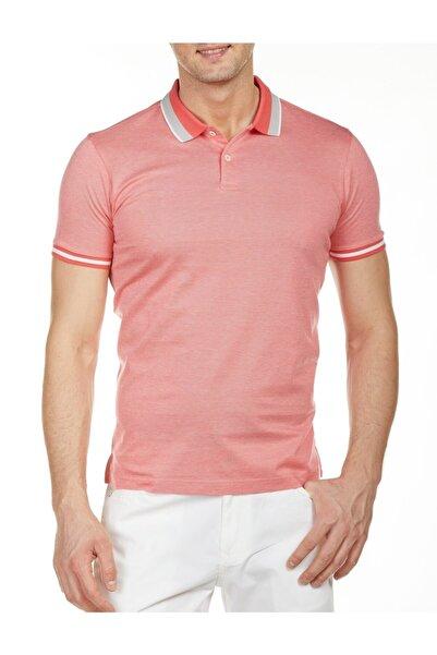Bisse Erkek Nar Çiçeği Polo Yaka Tshirt