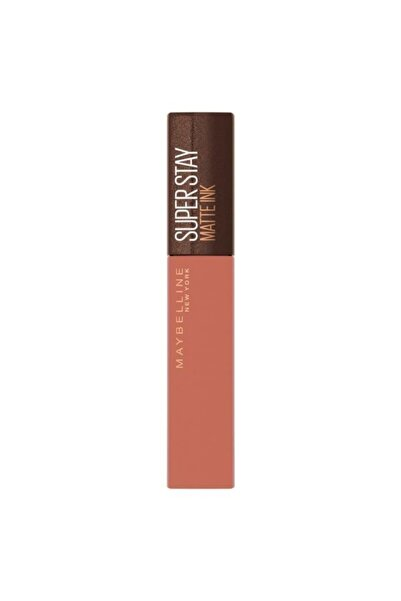 Maybelline New York Super Stay Matte Ink Likit Mat Ruj - 260 Hazelnut Hypnotizer