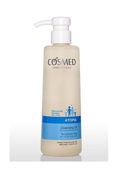COSMED Atopia Cleansing Oil 400 Ml