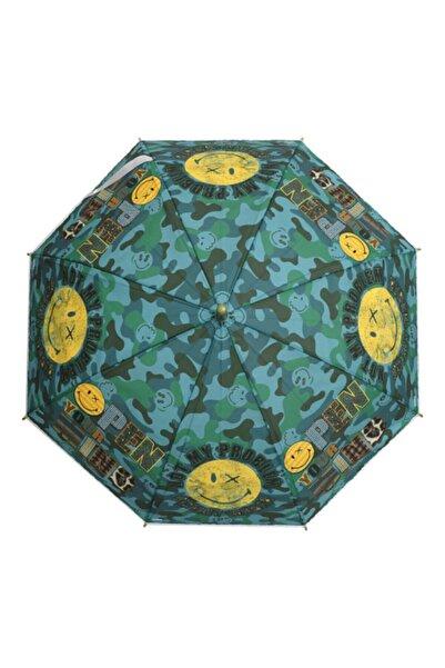 Otto Lisanslı Şemsiye Smıley Worlds
