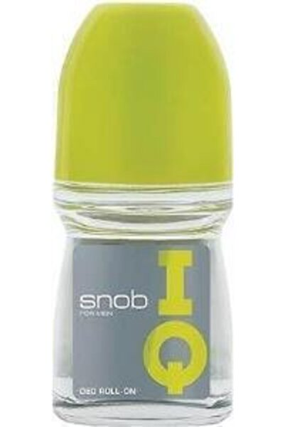 Snob Iq Deo Roll-on 50 Ml