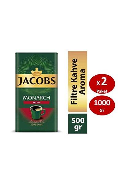 Jacobs Monarch Aromalı Filtre Kahve 500 gr X 2li Set