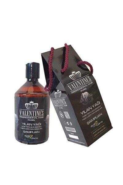 VALENTİNES Professional Yılan Yağı Şampuan