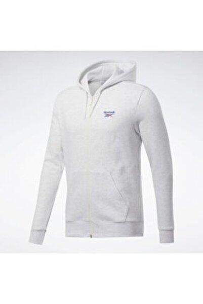 Unisex Beyaz Cl F Vector Fullzp Sweatshirt