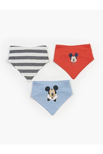 Mickey Mouse Disney 3'lü Önlük Set 17319