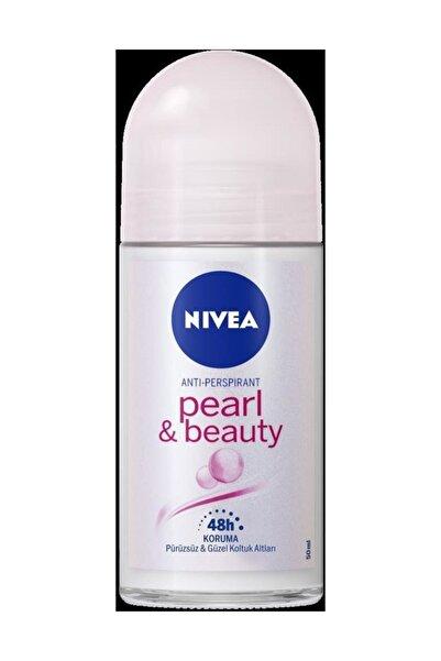 Pearl & Beauty - Kadın Deodorant Roll-on 50 Ml