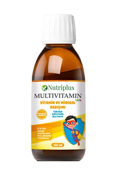 Farmasi Nutriplus Multivitamin 150 Ml.