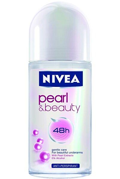 Roll-on Pearl Beauty 50 Ml Kadın