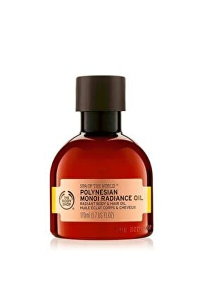 Spa Of The World Polynesian Monoi Saç Ve Vücut Yağı 170ml
