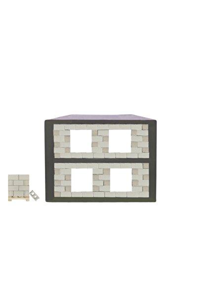 Minimari Minyatür Beton Maket Ev Inşaat Seti