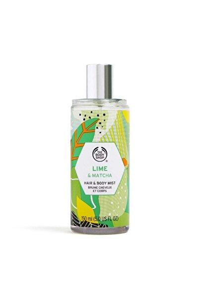 THE BODY SHOP Lime & Matcha Saç Ve Vücut Misti 150ml