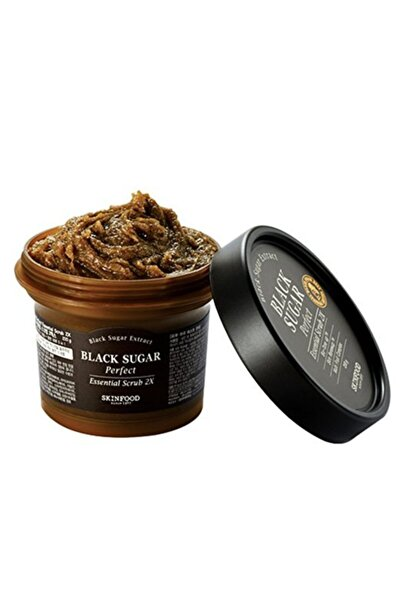 Skinfood Black Sugar Perfect Essential Scrub 2x Maske 210g