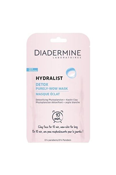 Diadermine Hydralist Detox Purely-wow Mask 8ml