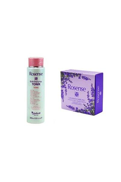 Rosense Sıkılaştırıcı Tonik+ Lavanta Sabunu 7417941459560
