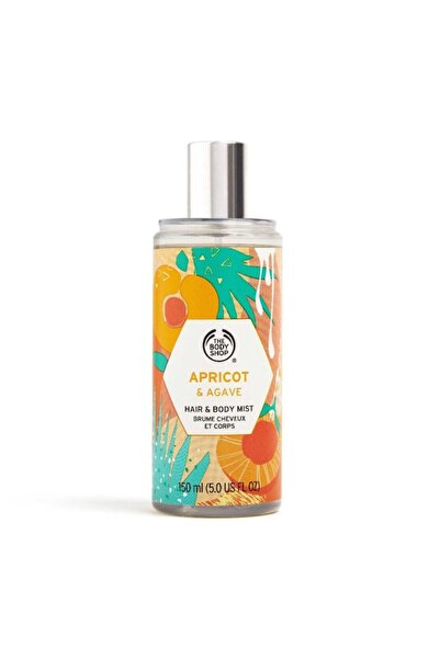 THE BODY SHOP Apricot & Agave Saç Ve Vücut Misti 150ml