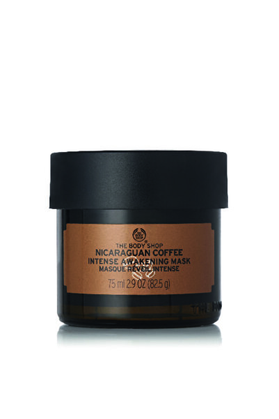 THE BODY SHOP Nicaraguan Coffee Kahve Maskesi 75ml