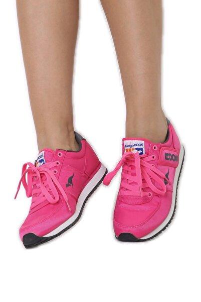 Kangaroos Kadın Pembe Spor Ayakkabı