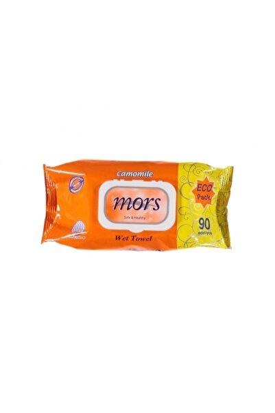 Mors Wet Towel Islak Mendil 90 Lı 24 Adet