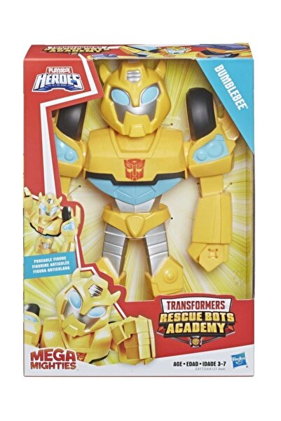 transformers Rescue Bots Bumblebee Büyük Figür
