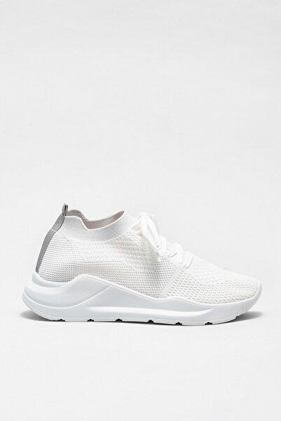 Elle Shoes Kadın Cıerra-2 Beyaz Sneaker 20KCD506-223