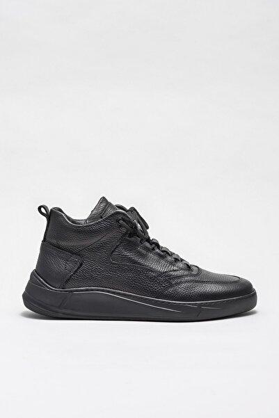 Elle Shoes Erkek Zakary Sıyah Bot & Bootie 20KSLM-6134
