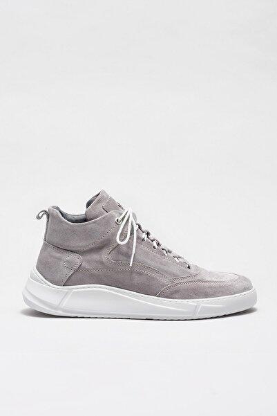 Elle Shoes Erkek Zakary Grı Bot & Bootie 20KSLM-6134