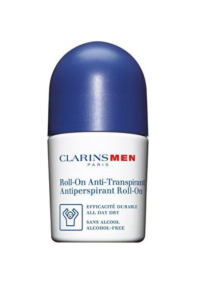 Clarins Roll-on Deodorant - Men Antiperspirant 50 Ml Roll On 3380810071290