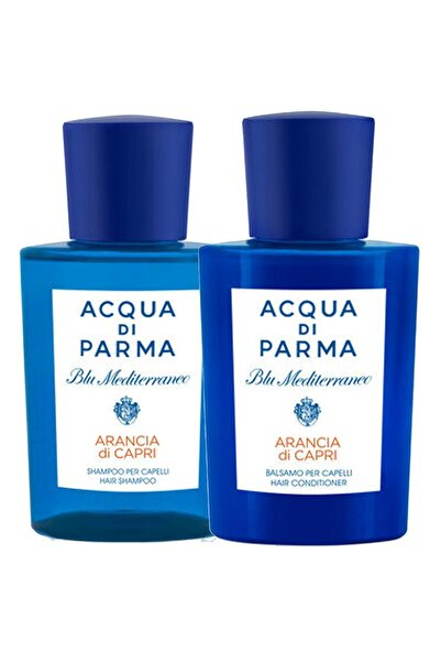 Acqua Di Parma Blu Mediterraneo 2'li Saç Bakım Seti 2 X 75 Ml