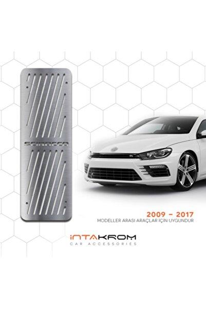 İntachrom Volkswagen Scirocco Krom Ayak Dinlendirme Pedalı - 2009 - 2017