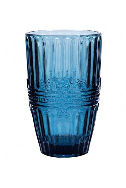 Karaca Twist Cam Meşrubat Bardağı Mavi