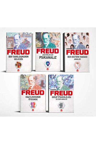 İkilem Yayınevi Sigmund Freud Beşi Bir Yerde Kitap Seti - 5 Kitap - Psikanaliz, Psikoloji, Ego, Histeri