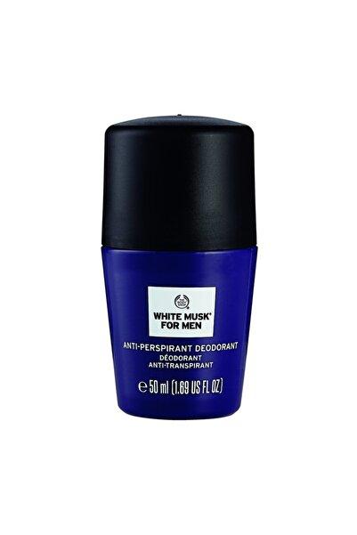 THE BODY SHOP White Musk For Men Roll-on Deodorant 50ml