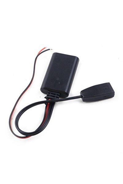 Techmaster Bmw E46 E39 E53 Için Kablosuz Bluetooth 5.0 Aux Adaptörü Sku49