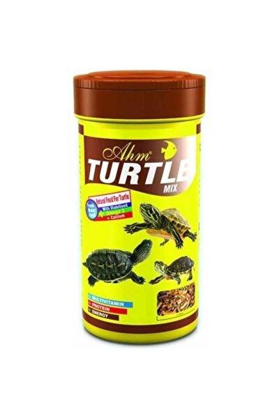 Ahm Turtle Mix Karışık Kaplumbağa Yemi 100ml