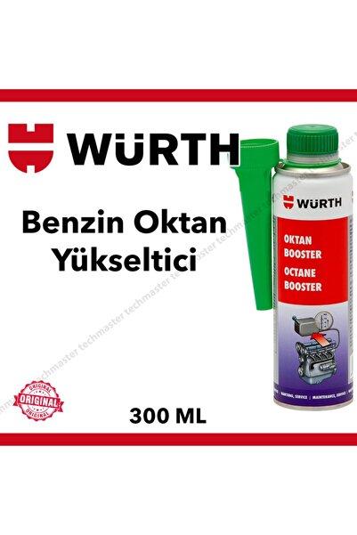 Techmaster Würth Benzin Oktan Yükseltici 300ml