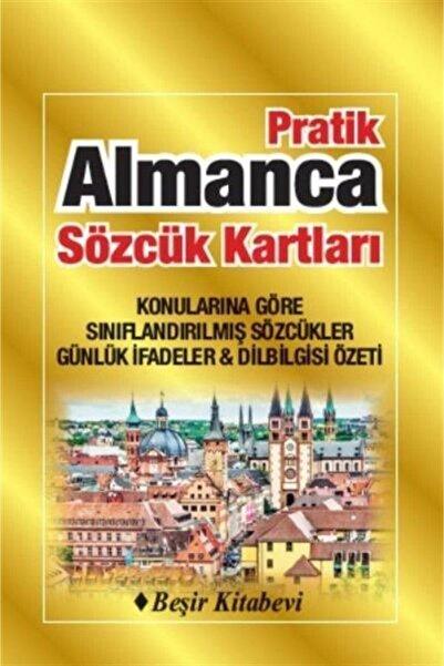 Beşir Kitabevi Pratik Almanca Sözcük Kartları