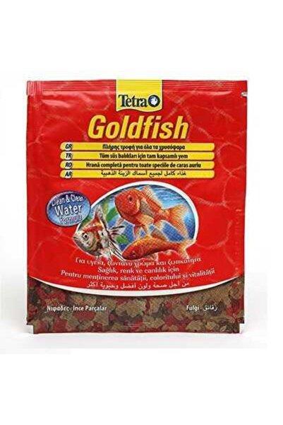 Tetra Goldfish Japon Balığı Pul Yemi 12gr