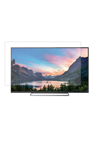 "TV Guard Toshıba 55v6863dat 55"" Inc 3 Mm Tv Ekran Koruyucu /"